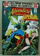 DC Supergirl Comic, Vol 33, # 421 July 1972,
