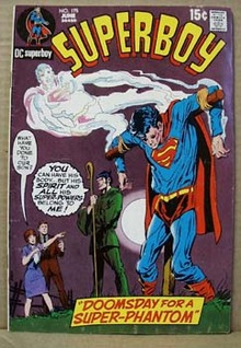 DC Comic Superboy, June no 175