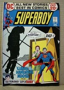 DC Comic Superboy, Aug no 189