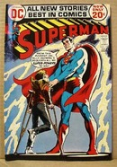DC Comic Superman, July no 254