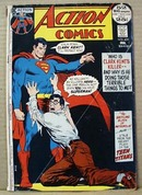 DC Comic Actions Comics, Superman,no 409 Feb.
