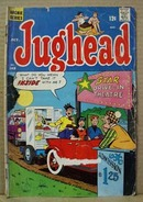 Archie Series Comic Jughead, October no149, 1967.