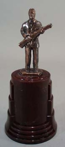 Old Marksmanship trophy.