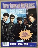 New Kids on the Block Music Autobiography Scrapbook Magazine 1990