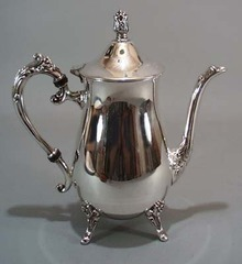 Leonard Silverplate coffee/tea server