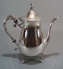 Leonard Silverplate coffee/tea server