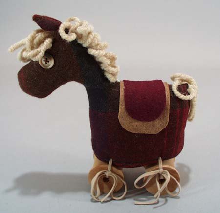 Spool Horse. Looking for a crafty idea
