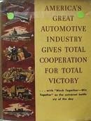 Chevrolet For Total Victory Ad 1943.