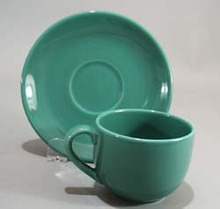 Keratable Demi Cup and Saucer