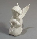 Goebel Kneeling Angel, original foil sticker