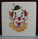 Kolten Clown Tile Tea Trivit.