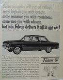 Ford Falcon Includes More Owners Ad 1960