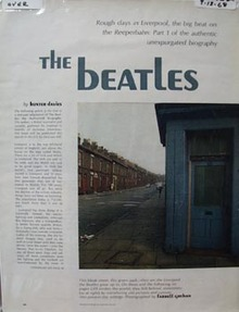 Beatles Article 1968
