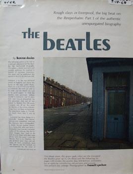 Beatles Article 1968