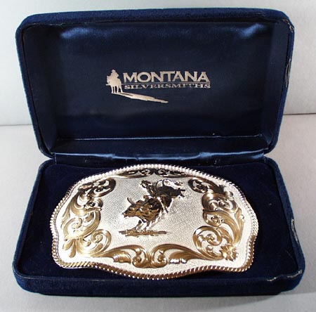 Montana Silversmiths oversize buckle