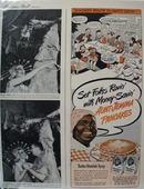 Aunt Jemima Quickest Route Ad 1948