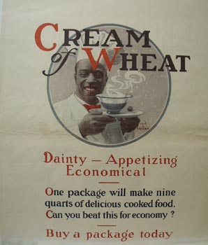 Cream of Wheat Dainty Appetizing Ad 1921