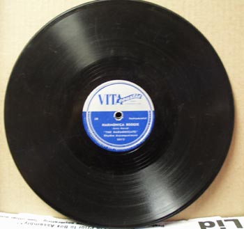 Vitacoustic 78rpm Harmonica Boogie by the Harmonicats