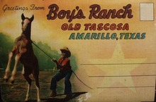 1940's drop down pc's of Boys Ranch