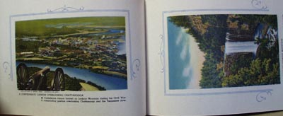 Booklet with postcard views