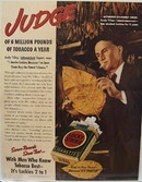 Lucky Strike Andy Tilley Ad 1938