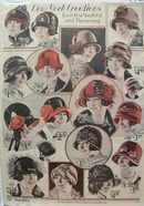 Montgomery Ward New York Hats 1926