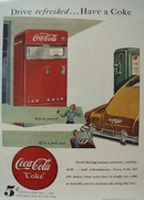 Coca-Cola Good Driving Ad 1948