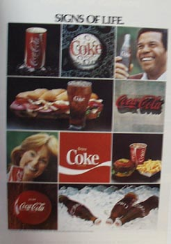 Coca-Cola Signs of Life Ad 1978