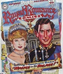 Lady Di & Prince Charles Royal Romance Comics 1994