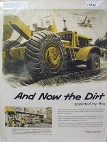 ATA Foundation & Goodyear Ad 1957