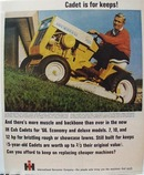 International Cadet For Keeps Ad 1966