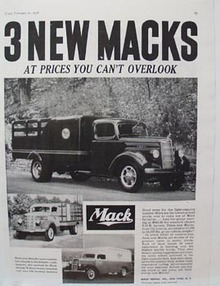 Mack Truck Prices You Cant Overlook Ad 1938