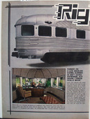 New York Central RR Car #66 Article 1977