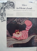 Disney Alice In Disneyland Article 1951