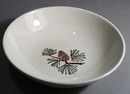 Scio Pine Cone Fruit Bowl