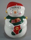 Hallmark Snowman Cookie Jar