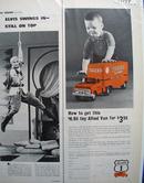 Allied Van toy 1958,