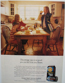 Minute Maid Orange Juice Feel It in Bones Ad 1989