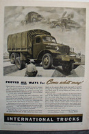 International Come What May Ad 1941