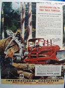 International Tall Timber Ad 1943