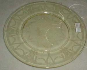 Anchor Hocking Cameo Dinner Plate