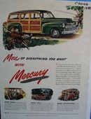 Mercury more of everything you want. Ad