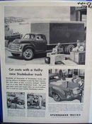 Studebaker cuts costs. Ad