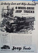 Jeep Americas most useful vehicles. Ad