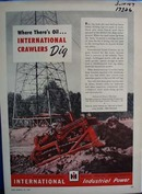 International crawlers will find the oil. Ad