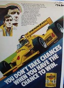 Pennzoil you don't take chances ad