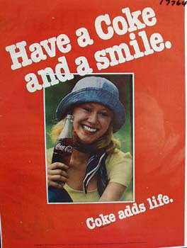 Coke Adds Life Ad 1979