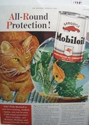 Mobiloil all-round protection Ad 1940