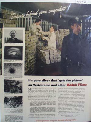 Kodak serving human progress through photography