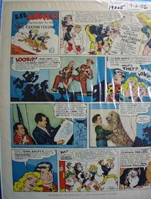 Lil Abner That Certain Feeling Ad 1956